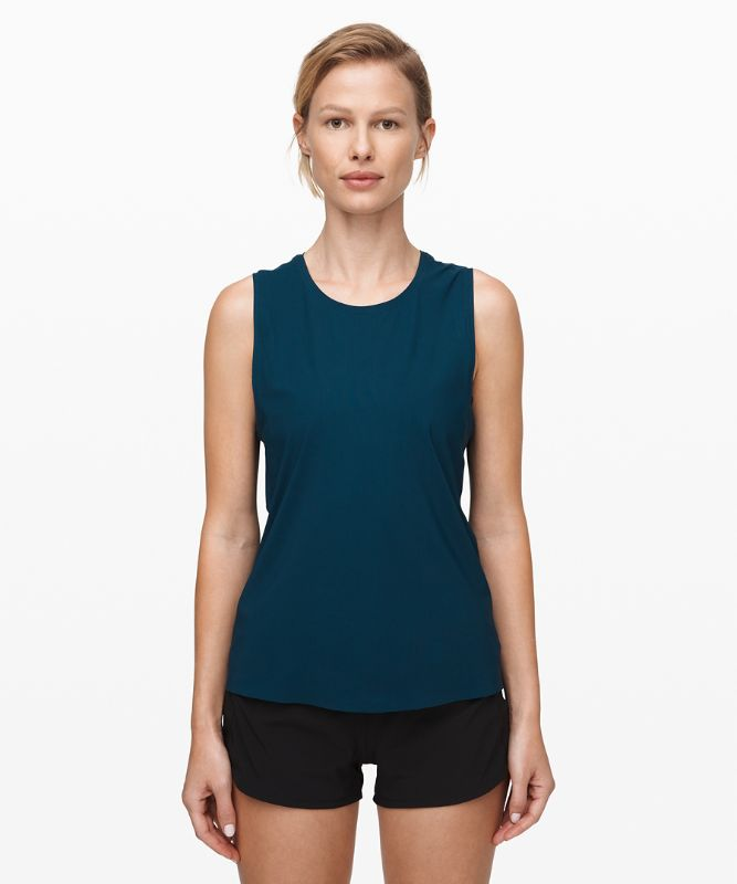 Run On Tanktop