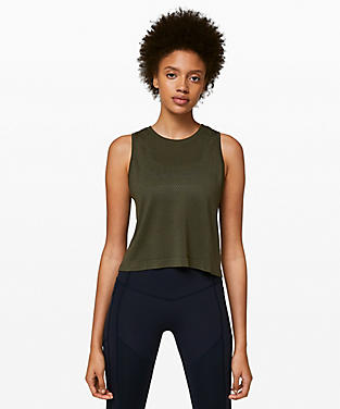 61996dbcf8 View details of Breeze By Muscle Crop Tank lululemon