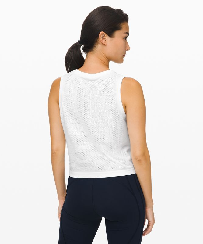 Débardeur court Breeze By *lululemon