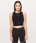 Reveal Crop Top