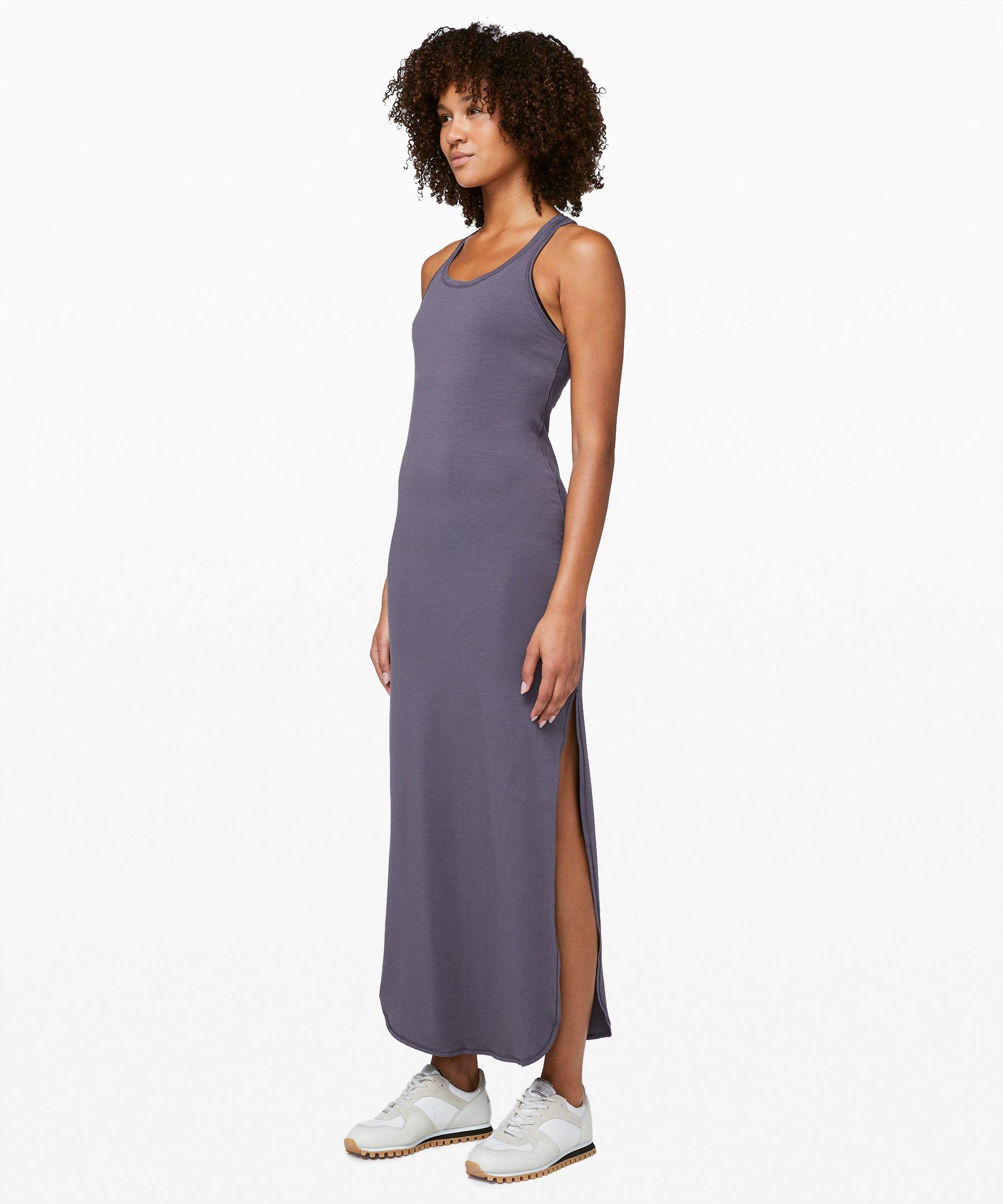 Lululemon Restore And Revitalized Dress In Moonwalk