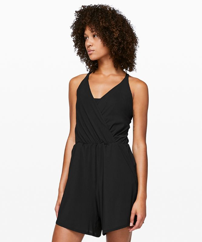 Monday Best Romper