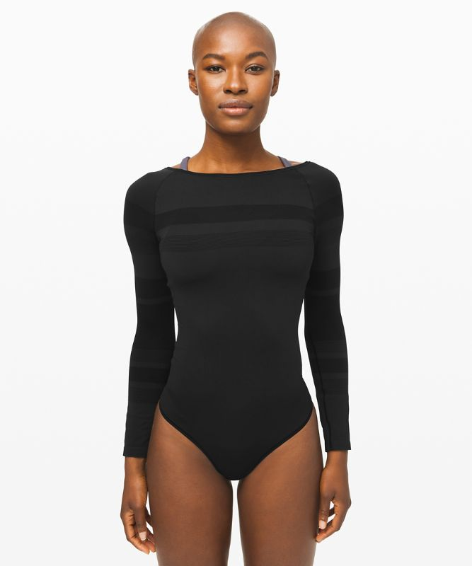 Gleam and Glow Bodysuit