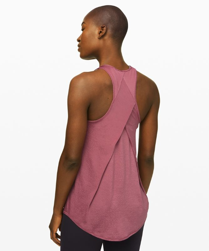 Essential Tank *Pleated
