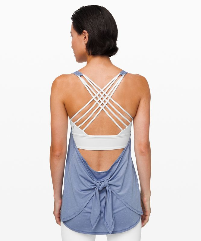 Tied in Energy 2-in-1 Tanktop