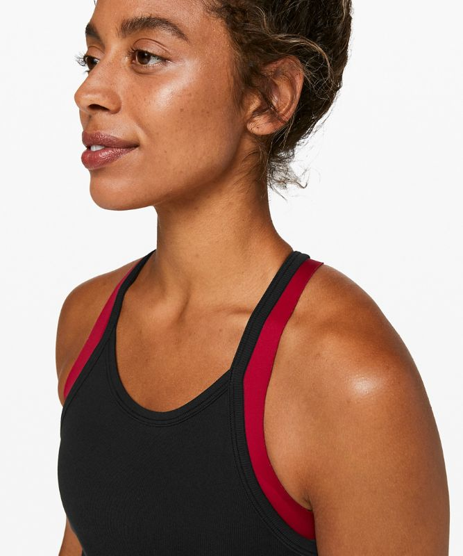 Stronger as One Ribbed Tank