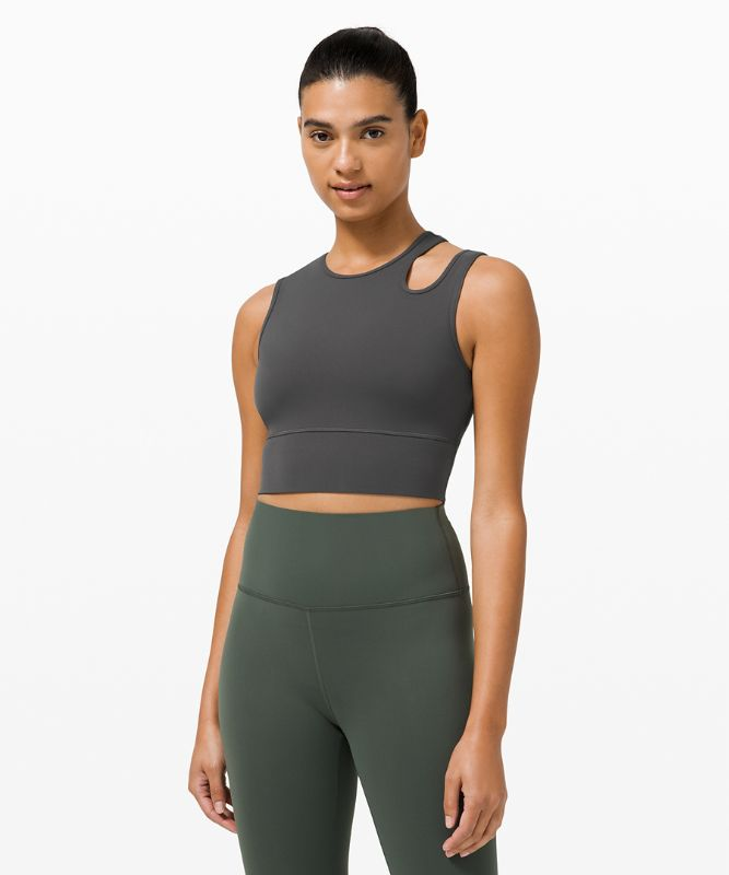 Mastered Motion Cropped Tank