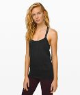 Flow Y Long Line 2-in-1 Tanktop