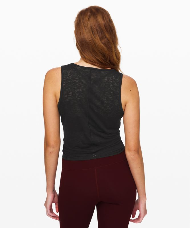 Breeze Through Twist Tank