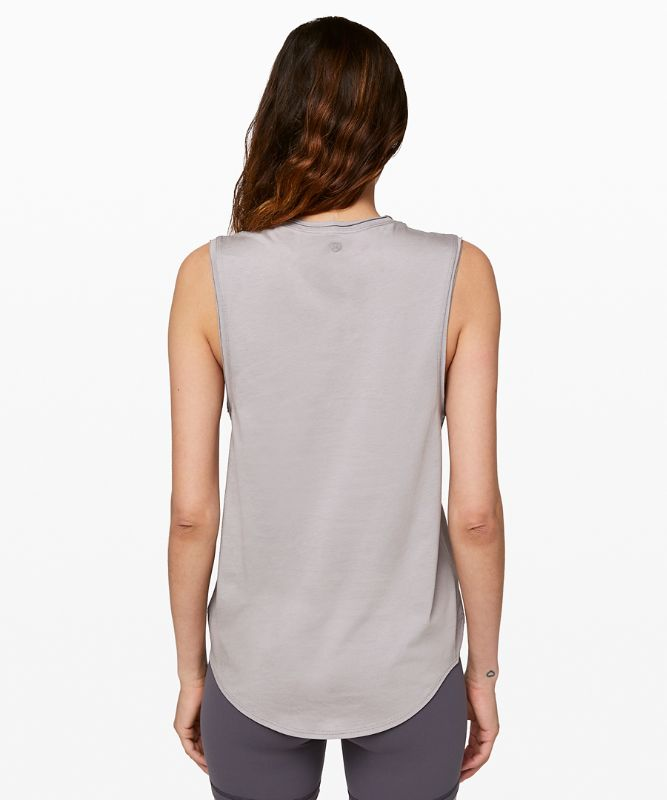 Show Your Edge Muscle-Tanktop