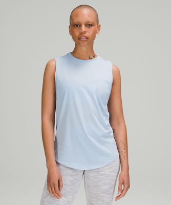 Show Your Edge Muscle Tank