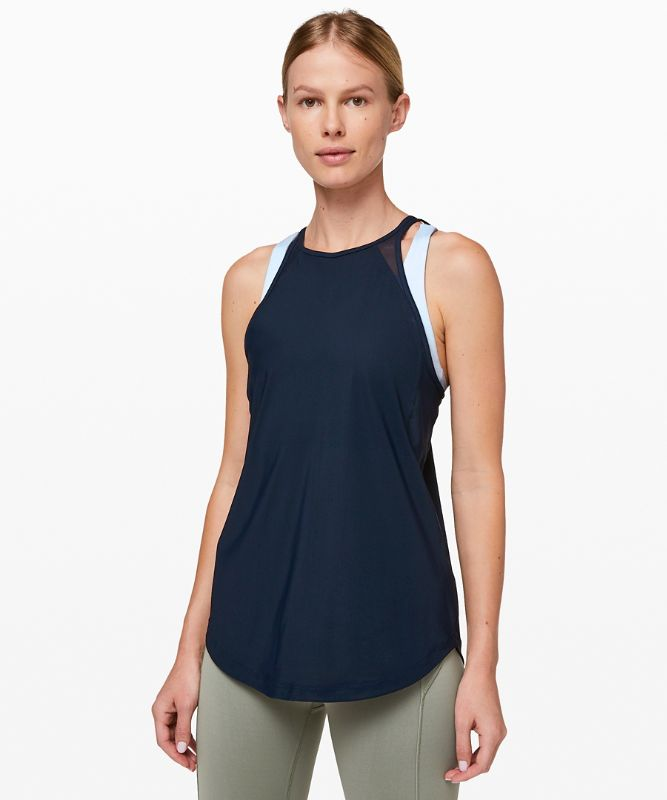 Run Off Route Tanktop