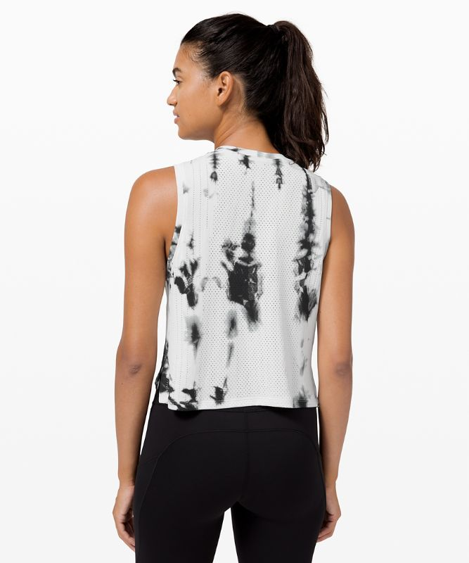 Train to Be Tanktop *Shibori