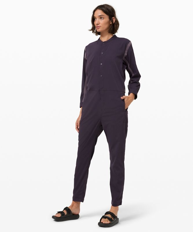 Take The Moment Jumpsuit