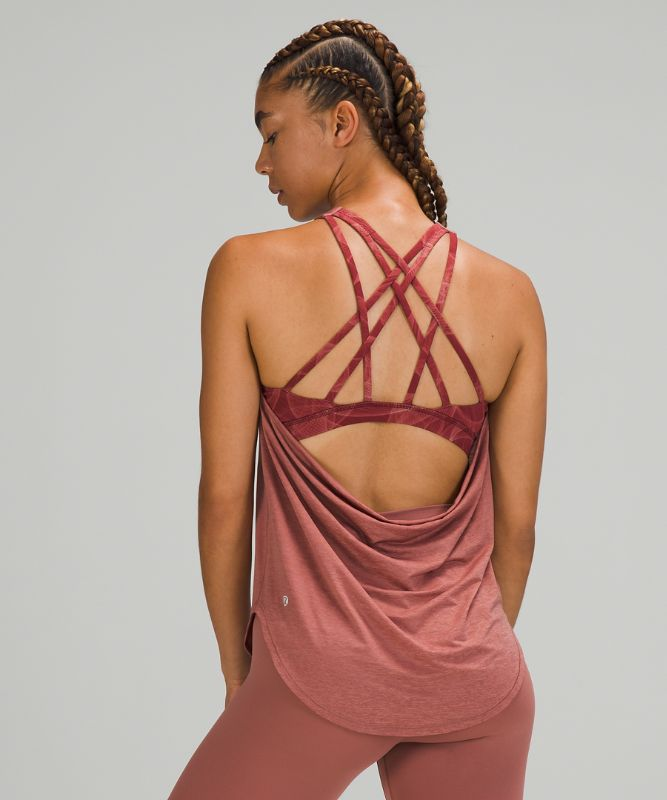 Free to Be Serene 2-in-1 Tank   *Medium Support