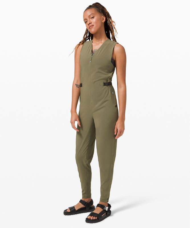 Sarala Jumpsuit   *lululemon lab