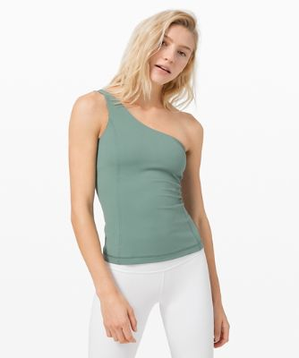 Cold Shoulder Tanktop