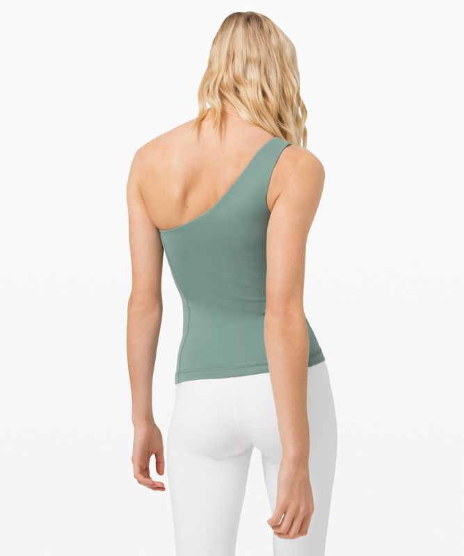 Cold Shoulder Tank