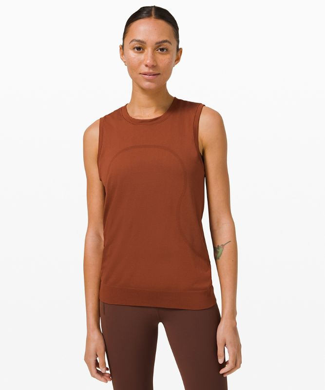 Swiftly Breathe Muscle Tank