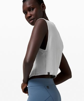 Esker Cropped Tank *lululemon lab