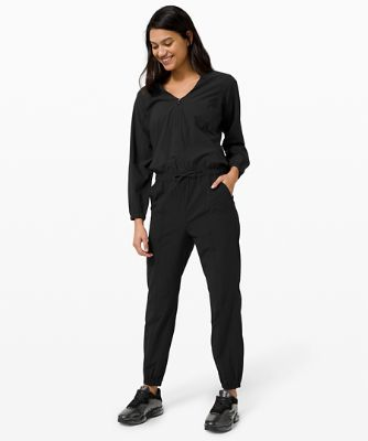 Dynamic Days Jumpsuit