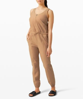 Shift in Time Jumpsuit