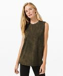 LuluLemon All Yours Tank Wash