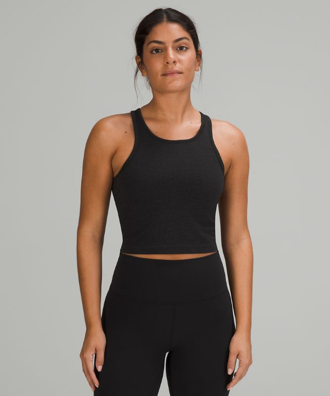 Ebb To Street RB Crop Tank