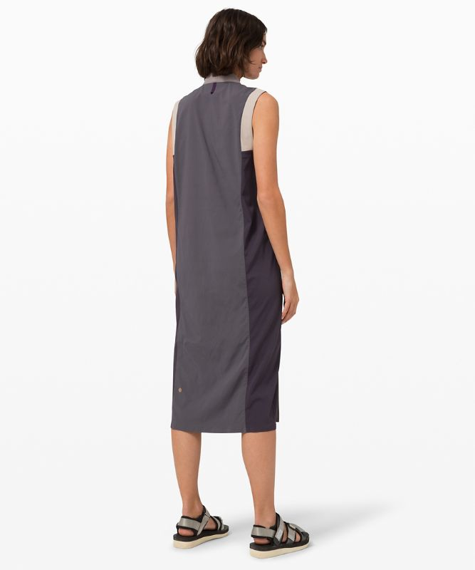 Take The Moment Dress *lululemon x Robert Geller