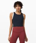 Power Pivot Tanktop *Rib
