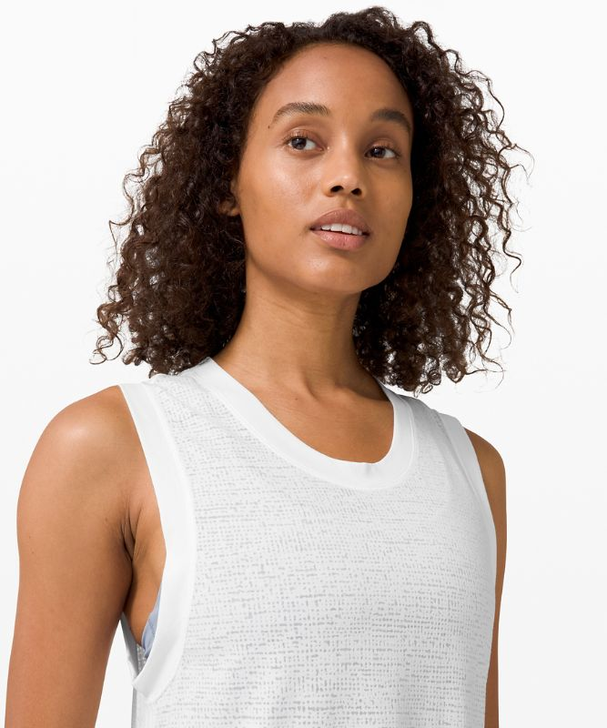 Uncovered Tall Tanktop