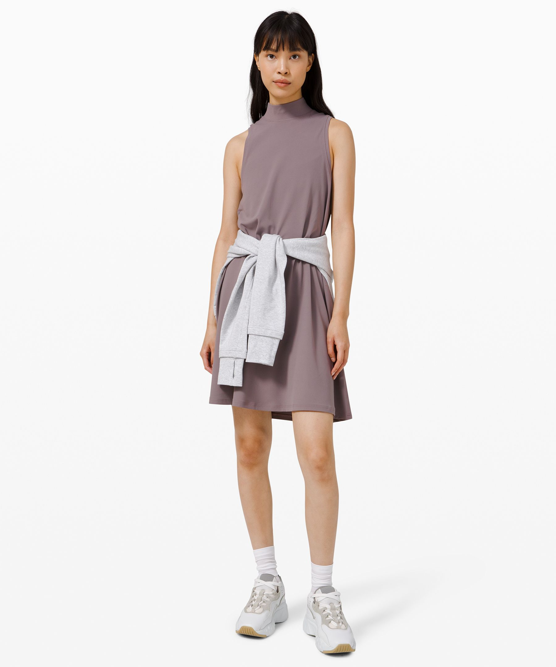 All Aligned A-line Dress