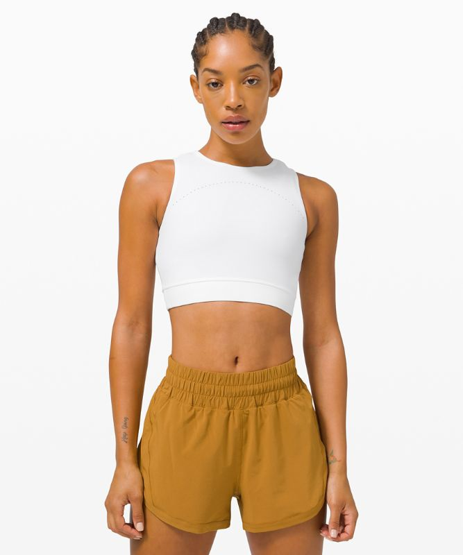 Hotty Hot Cropped Tank