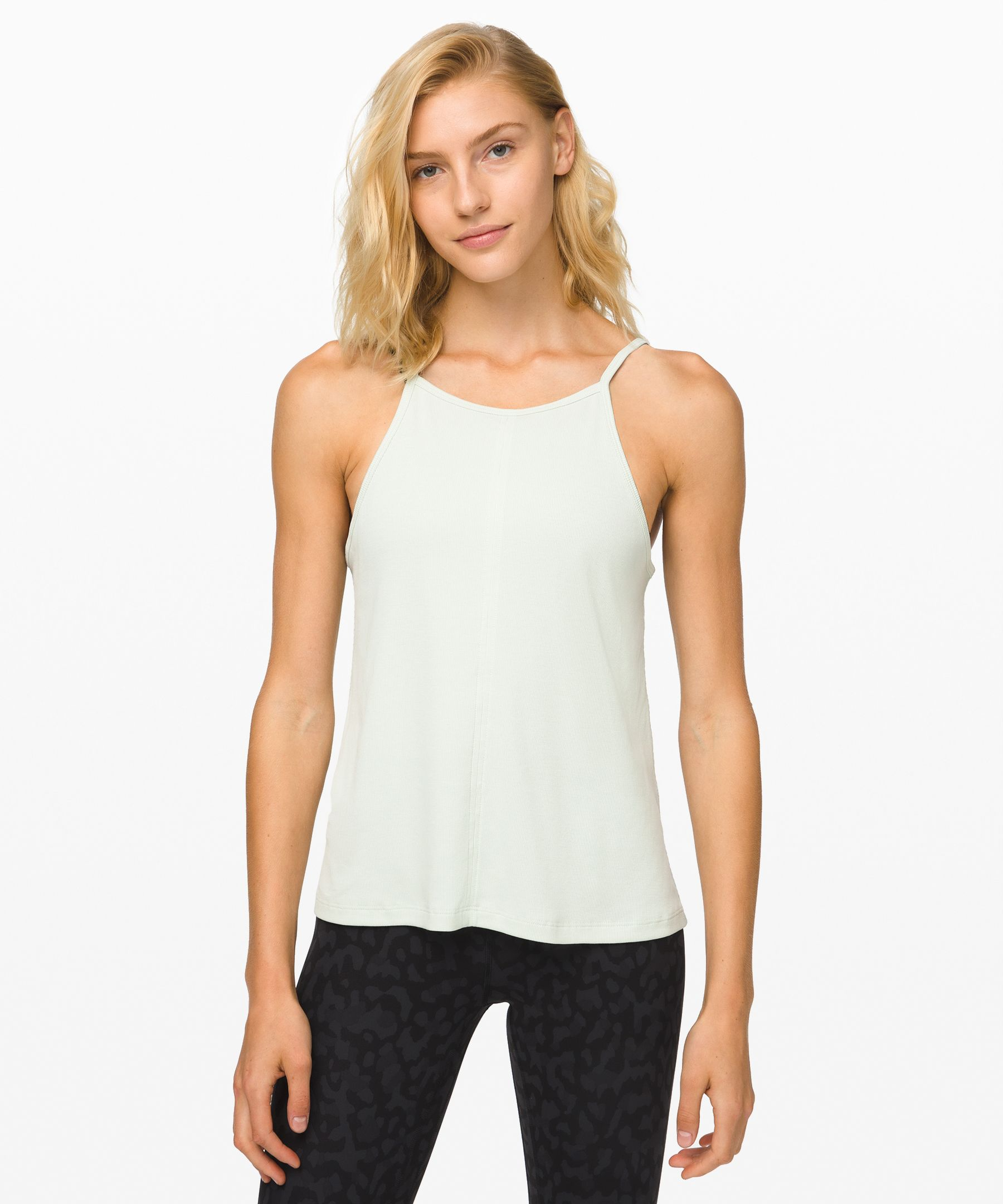 Lululemon Back Bend Tank In Springtime
