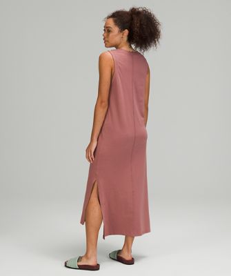 All Yours Tank Maxi Dress