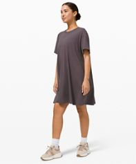 All Yours Tee Dress