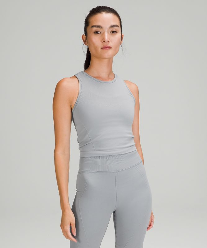 For the Chill of It Crop Tank