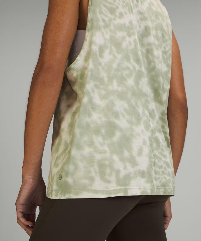 All Yours Tank Top*Tie Dye