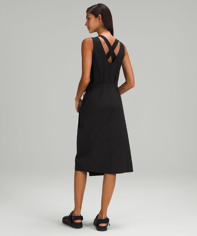 lululemon lab Wrap Dress