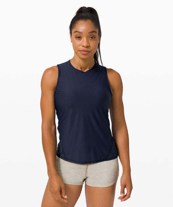 Mesh with Me Tank