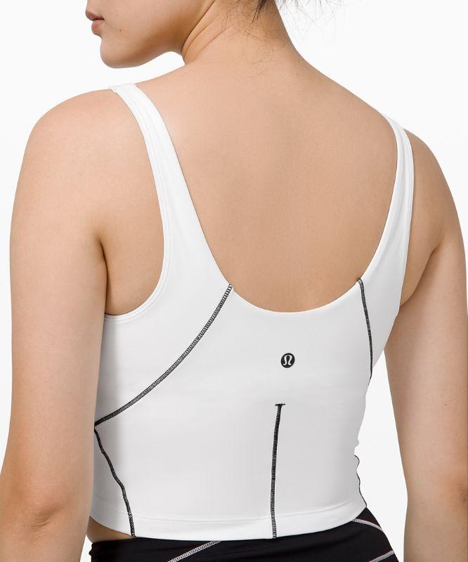 Contoured Curves Tank Top