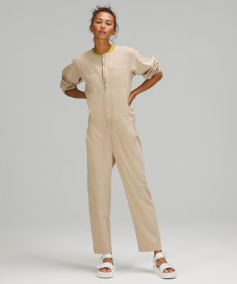 Ventlight™ Zippered Jumpsuit