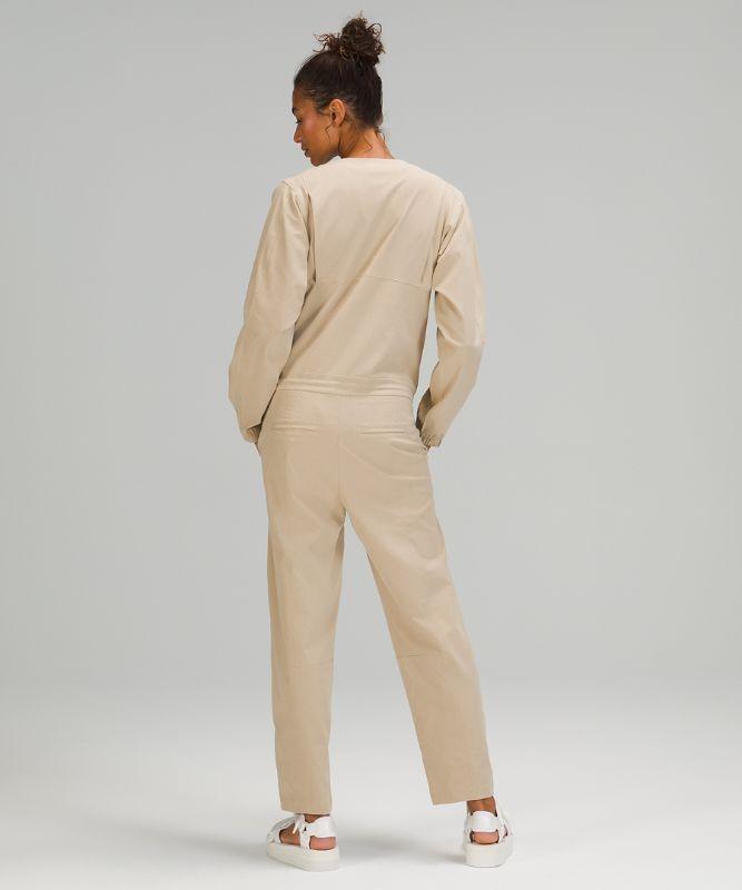 Ventlight� Zippered Jumpsuit