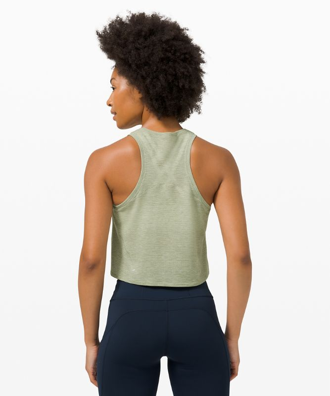 Run and Train Racerback-Tanktop
