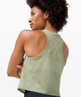Run and Train Racerback Tank