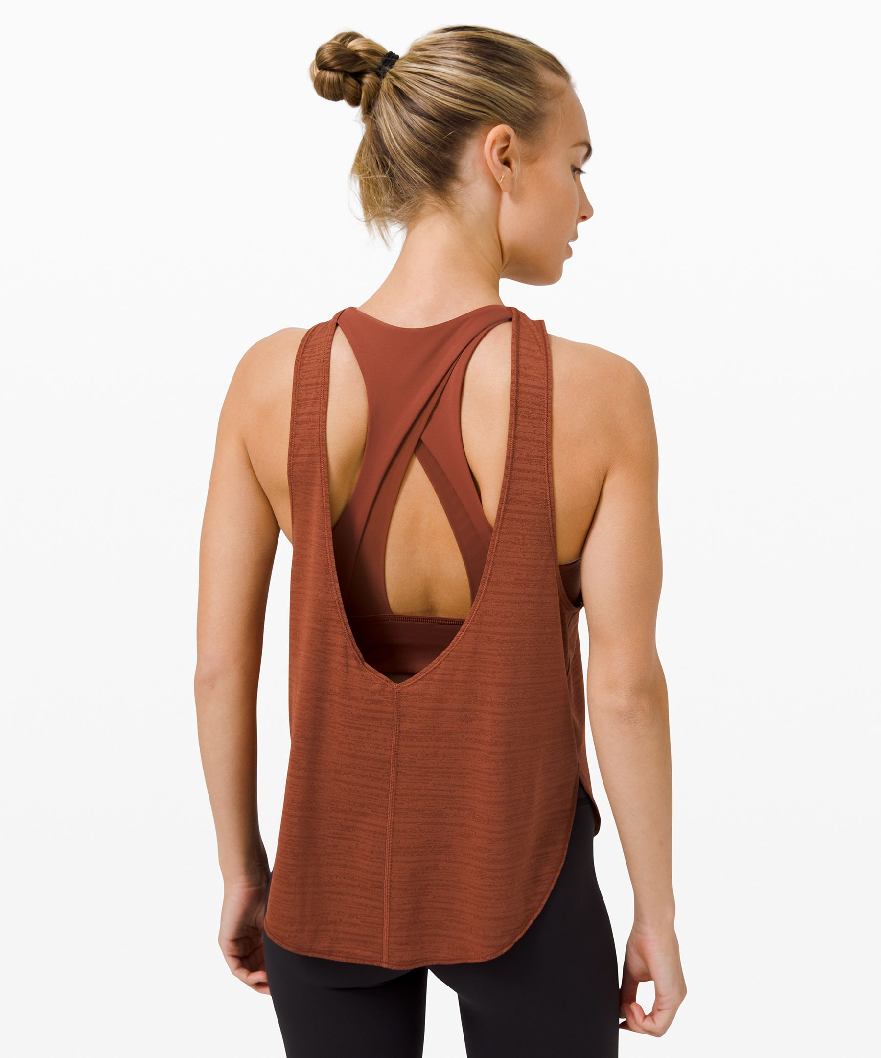 High Neck 2-in-1 Training Tank