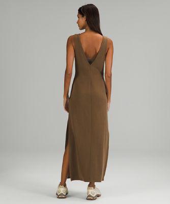 lululemon lab Jacquard Maxi Dress