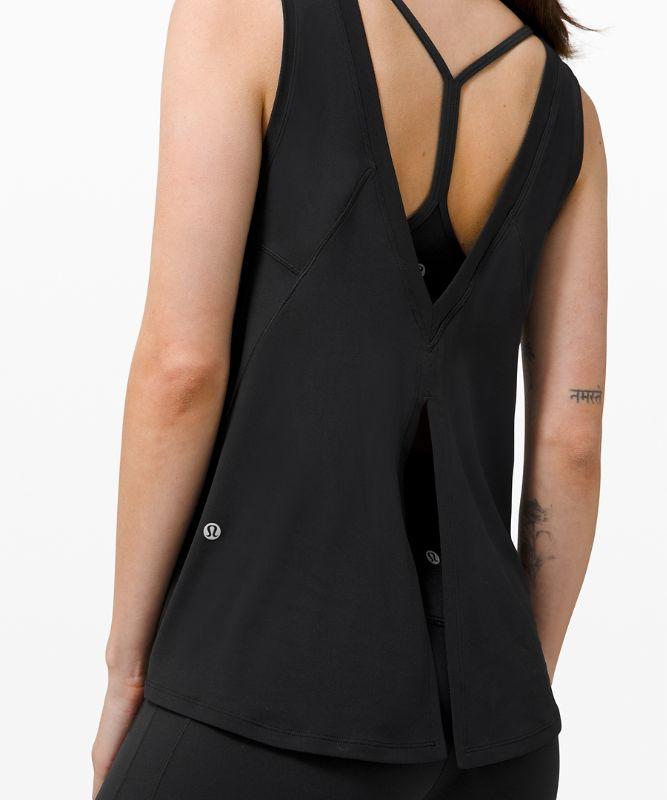 Nulu™ Fold Classic Fit Yoga Tank Top