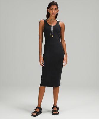 LAB 아크 드레스, BLACK