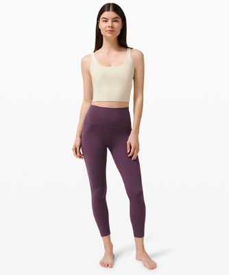 Nulu™ Fold Tight Crop Tank